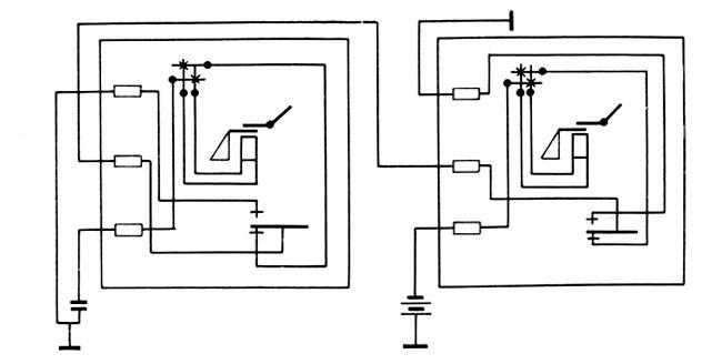 Схема, предложенная в 1904 г.