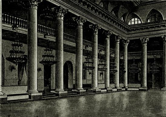 Колонный зал (Дом Союзов)