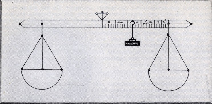 Схема устройства 'весов